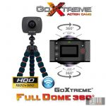 GoXtreme FullDome 360 Panoráma és virtuális valóság kamera