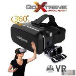 GoXtreme VR Glasses univerzális virtuális valóság szemüveg okostelefonokhoz