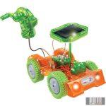 Powerplus Grasshopper napelemes/dinamós játékautó