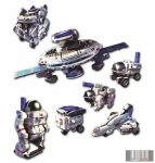 Powerplus Space Explorer 7 az 1-ben hibrid hajtású játék szett