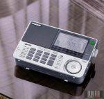 Sangean ATS-909X W FM-Sztereó / MW / LW / SW szintézeres világvevő (fehér)