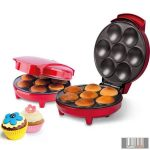 "Trebs 99258 ""Cupcake maker"" mini torta sütő"