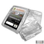 Bradas PL1201012 ezüst takaróponyva 10X12 m 120 g/m2