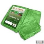 Bradas PL90610 zöld takaróponyva 6X10 m 90 g/m2