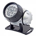Home PLF 19 Fejlámpa, 19 LED