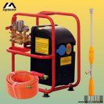 Agrimotor PSE 307 Telepíthető permetező elektromotorral--1 év gyári garanciával