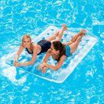 Felfújható 2 személyes beach matrac