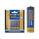 HOME AA akkumulátor 2500mA CM-2500AA
