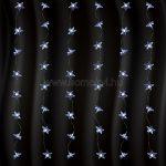LED-es csillag fényfüggöny KAF-48L