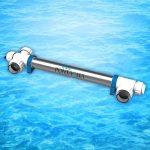Pontaqua UV-C fertőtlenítő berendezés 75 m3-es medencéhez UVC 775