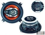 SAL WRX 310 Autóhangszóró-pár, 100mm, 3 utas, 4ohm, 140W