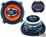 SAL WRX 313 Autóhangszóró-pár, 130mm, 3 utas, 4ohm, 180W