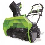 Greenworks GD40SB 2600007 Akkus hómaró 51 cm-es 40V-os indukciós motorral