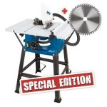 Scheppach 5901311904 HS 81 S SPECIAL EDITION - Asztali körfűrész