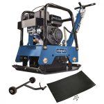 Scheppach HP 2500s lapvibrátor 125 kg 5904613903