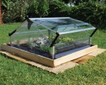 Palram Cold Frame Double Deluxe melegágy