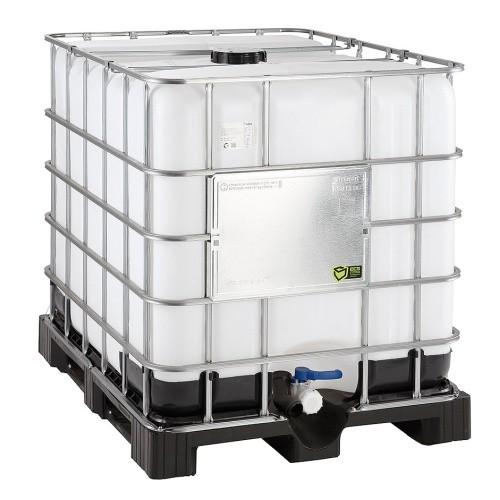 Image of 1000 l IBC tisztított konténer, UN kóddal A3229-UN