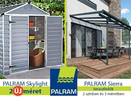 PALRAM termékek raktárról
